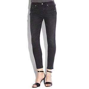 Lucky Brand Brooke Skinny Dark Jeans